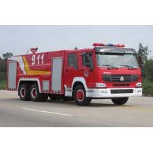HOWO 8000L Пожарная машина (ZZ1257M4647C)