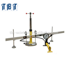 TBT-30 Bodenprüfgerät Plattenlagerprüfgerät, Lastprüfgerät, Plattenlastprüfgerät