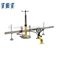 Appareil d'essai de roulement de plat d'équipement d'essai de sol de TBT-30, machine d'essai de charge, appareil d'essai de charge de plaque