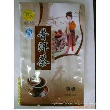 Imprima o costume opcional sacos de água potável impressos da folha de alumínio para o chá
