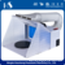 HS-E420K airbrush spray booth