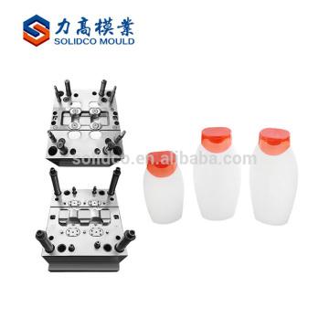 Moldeado plástico del molde de la tapa de tirón de la inyección de alta calidad