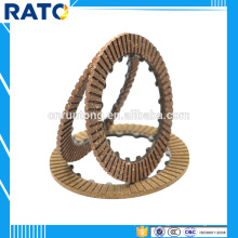 High quality and good rating motorcycle clutch friction disk