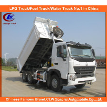 Heavy Duty 371HP Sinotruk HOWO A7 Front Tipping Dump/Tipper Truck
