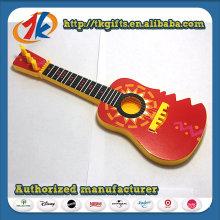 Beautiful Plastic Mini Non-Function Kids Guitar Toy