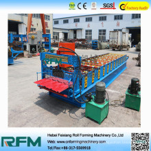 FX steel sheet roll forming equipment