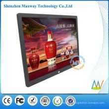 Cadre photo numérique LCD 15 pouces 4: 3 avec entrée vidéo