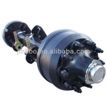 Steel Material Best Quality English type 8 holes 12T Axle