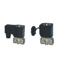 Válvula de solenoide de acción directa y normalmente cerrada de 2/2 vías Válvulas de control de fluido de la serie 2L