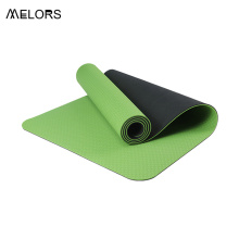 Eco friendly Non Slip Waterproof Tpe Yoga Mat