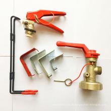 Le produit chimique d'usine produit le support d'extincteur de poudre / support d'extincteur