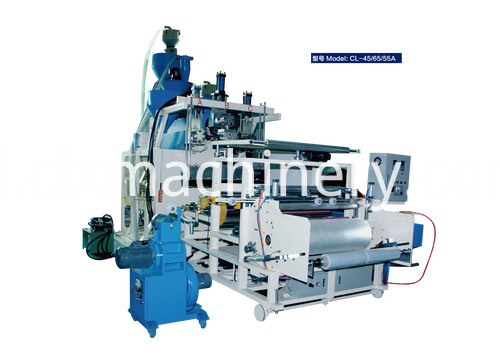 Cl-456555A stretch film machine