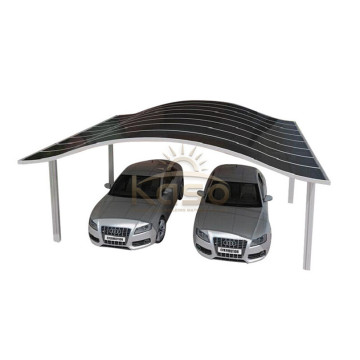 Photo Metal Roof Buet Carport