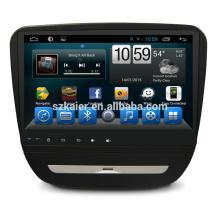 Top Qualité Android 6.0 1din Lecteur DVD de Voiture GPS Radio pour Chevrolet Malibu 2015 2016 avec Grand Écran SD Caméra DVR