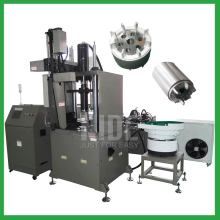 Easy operating aluminum rotor die casting machine