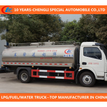 4X2 Milk Tank Truck with New Year Discount
