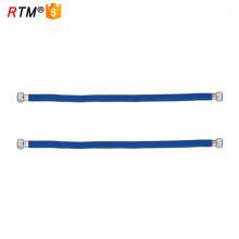 "B17 1/2 ""3/8"" flexible en acier inoxydable 304 tuyau à gaz"