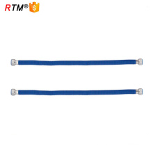 """B17 1/2"""" 3/8"""" flexible 304 stainless steel gas hose"""