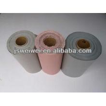 Tejido recubierto con silicona Tejido recubierto de goma de silicona Tejido de fibra de vidrio