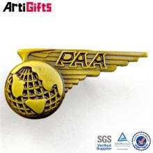 Wholesale souvenir metal customized state shaped lapel pins