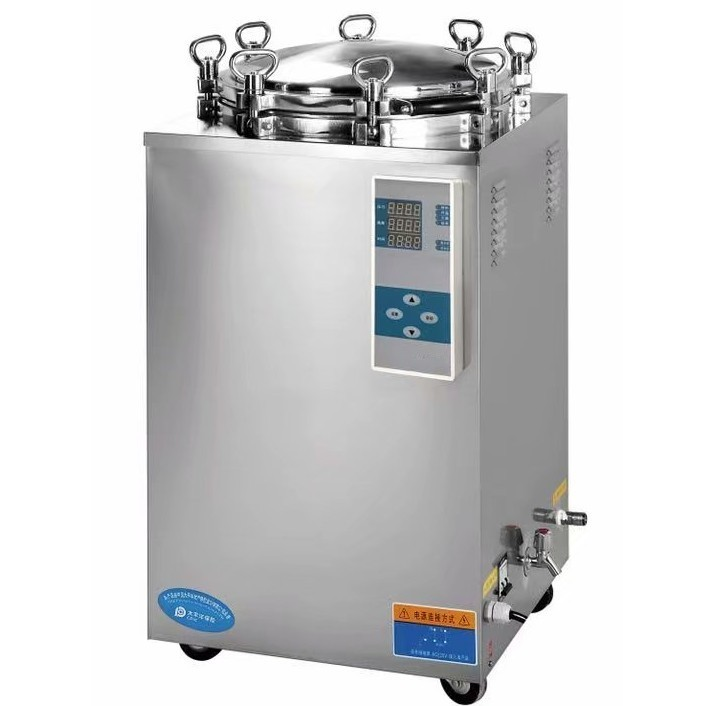 Vertical Autoclave Steam Sterilizer