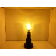 Bombilla de la lámpara del LED 3W LED y RoHS