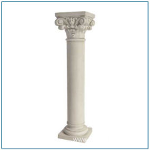High Quality Garden Resin Roman Columns For Sale