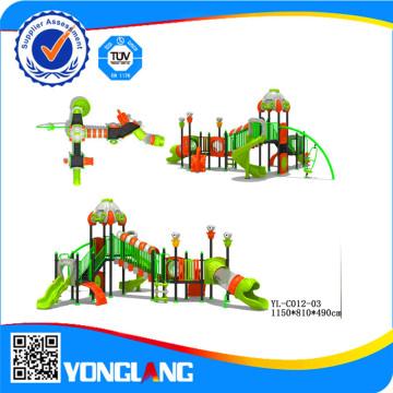 Пластичная спортивная площадка материал и открытая игровая площадка Тип игрушки