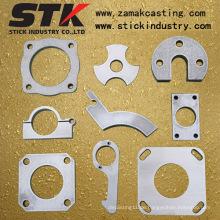 Kundenspezifische Qualität Aluminium / Edelstahl Blech Stanzen
