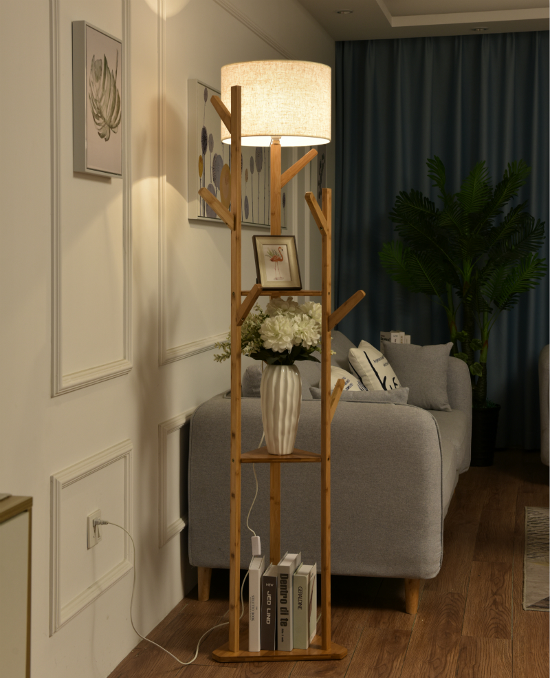 Application Low Floor Lamp