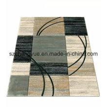Alfombras de lana tejidas a mano con respaldo de látex