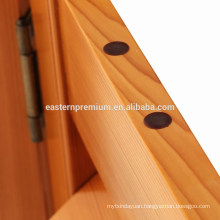 Manufacturer Direct 3.5inch Wooden Red Cedar Plantation Window louver Shutters