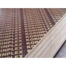 Contrachapado hecho de película de 18mm Shandong Fabricación / Construcción Contrachapado