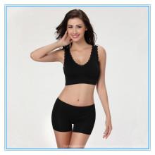 Brand New Non Padded Lace Bra Yoga Design for Women