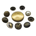 Antique Eagle Metal Buttons Untuk Jaket Mantel