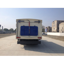 CLW Outdoor Truck Mounted Vacuum Street Sweeper