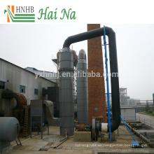 Aislamiento térmico Filtro de polvo industrial para control de emisiones