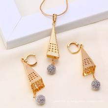 Set de joyas de cobre de moda Xuping