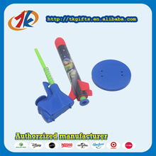 High Quality Custom Mini Soft Rocket Launcher Toys