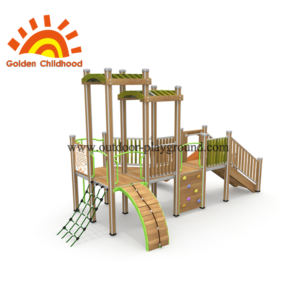 Certification Recreational daycare playground sets