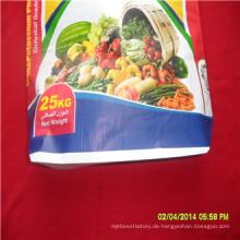 BOPP Laminierte PP gewebte Tasche OEM-Produktion