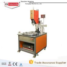 01 HX-1526TT Automatic Turntable Ultrasonic Plastic Welding Machine
