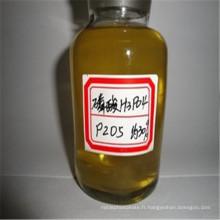 Acide phosphorique (PA) 85% Un No. 1805 CAS: 7664-38-2 / Acide phosphorique