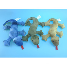 Colorful Lizard Toy for Pets