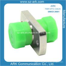 Adaptador de fibra óptica rectangular FC / APC en las ventas