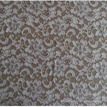 2015 печать кружева вязание крючком химической кружевной ткани