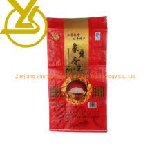 15kg Flour PP Rice Woven Polypropylene Sack Packaging Bag