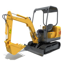 Hot Sale Hydraulic Crawler Excavator with high quality and low price