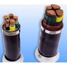 Câble flexible en caoutchouc 450 / 750V / Fil flexible en caoutchouc orange / Câble flexible en caoutchouc 3 noirs