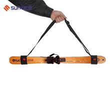 Correa de esquí de bloqueo automático de espuma EVA de nylon de grado superior